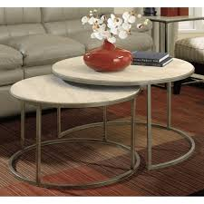 Hammary Sofa Table by Hammary Furniture Modern Basics Round Coffee Table 190 911 The