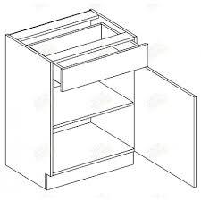 meuble cuisine bas 60 cm meuble cuisine pas cher discount moreno meuble bas d60 60 cm 1