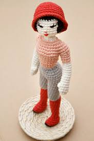 wonder woman crochet pattern by amour fou from amourfoucrochet