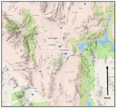 Maps Google Com Las Vegas Environments Free Full Text Buellia Dispersa Lichens Used As