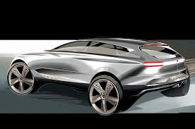 hyundai luxury suv genesis luxury brand expands with gv80 suv concept motor trend