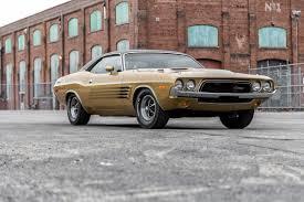 Dodge Challenger 1973 - 1973 dodge challenger fast lane classic cars
