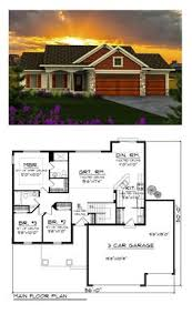 open floor plans with basements floor plans and details 3