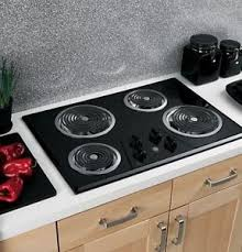 stove top electric stove top high powered 4 four burners cooktop range oven