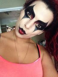 Batman Halloween Makeup by Harley Quinn Halloween Makeup U2013 Kara Delfino Make Up Artist