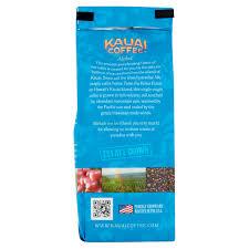 kauai coffee koloa estate medium roast hawaiian ground coffee 10 0