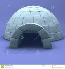 igloo isolated royalty free stock photos image 960098