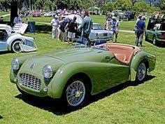 Triumph Tr3 Interior Triumph Tr2 U00271953 U201355 Super Cars 3 Pinterest Pictures Cars
