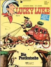 lucky luke cover