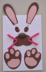 easter bunny craft crafts and worksheets for preschool toddler