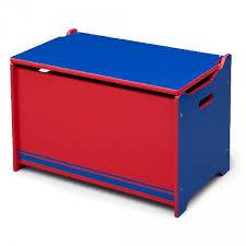 coffre de rangement chambre coffre de rangement bleu et mobilier chambre enfant