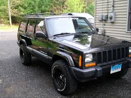 stanced jeep 2000 xj sport build 17 yrs old 3
