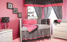 Girls Pink And Black Bedding by Chic Pink Bedroom Set Pink White Girls Bedroom Furniture And