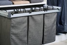 grey laundry hamper engage laundry organizer tag hardware