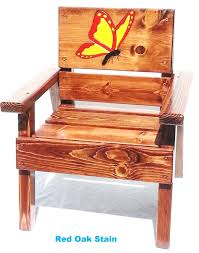 Child Patio Chair by Kids Outdoor Wooden Nautical Chair Patio Or Garden Furniture