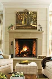 living room chimney ideas decorating for nonworking fireplace