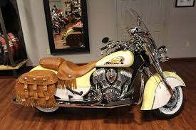 2015 indian chief vintage indian red ivory cream stock custom