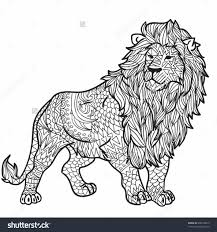 mountain lion coloring page virtren com