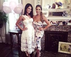 tea party themed bridal shower sydney reveals details about southern bridal shower