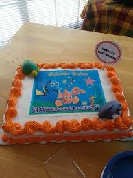 Finding Nemo Baby Shower Party Ideas Photo 1 Of 14 Catch My Party