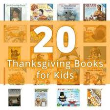 Kids Books About Thanksgiving 15 Thanksgiving Books For Kids Via Natlubrano On Untrained