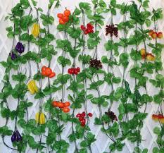 Wholesale Silk Flowers Buy Artificial Flower Fruit Simulation Rattan Vine Silk Flower