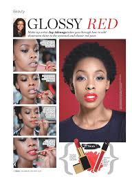joy adenuga black makeup artist london