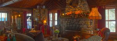 spider lake lodge spend an evening in front of a crackling fire
