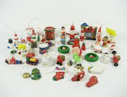 miniature wooden christmas decorations u2013 decoration image idea