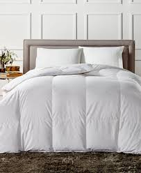 What Is The Best Material For Comforters Charter Club European White Down Medium Weight Comforters Created