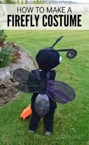 Kids Light Halloween Costume Firefly Costume Diy Lightning Bug Idea Halloween
