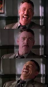 J Jonah Jameson Meme - laughing j jonah jameson meme powerdnssec