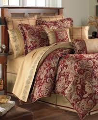 Burgundy And Brown Comforter Set Croscill Mystique King Comforter Set Bedding Collections Bed