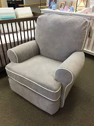 Reclining Rocking Chair Nursery Best Chairs Tryp Swivel Gilder Recliner With Special Cording In