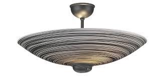 swirl semi flush ceiling light u2013 lighting