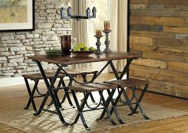 Dining Room Tables For 4 Casual Home A Furniture And Bedding Market Freimore Rectangular