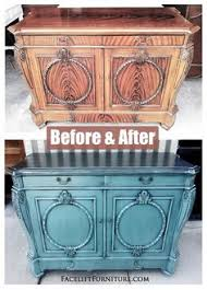 Dining Room Hutch Love The Wood Top And Painted U0026 Distressed Bottom Must Do This