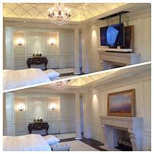 tv a soffitto tv sollevatore