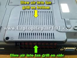 how to clean laptop fan how to clean fan in toshiba satellite p305d inside my laptop