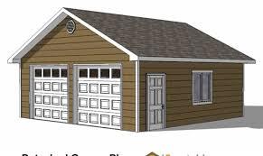 20 unique two door garage plans home plans u0026 blueprints 66096