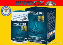 jamu obat kuat alami hammer of thor asli hammer of thor s