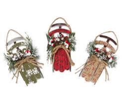 rustic cottage tree collection big lots