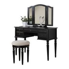 Professional Makeup Desk Bedroom And Makeup Vanities Houzz
