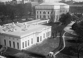 Floor Plan Of White House Third Floor White House Museum