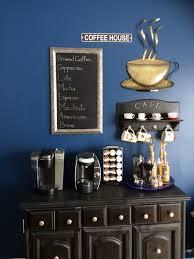 uncategories coffee area kitchen build a coffee bar wood coffee