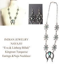 indian jewelry necklace sets images Navie indian jewelry navaho quot eva amp linberg billah quot kingman jpg