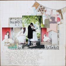 scrapbook wedding paper pretty paper true stories and scrapbooking classes with