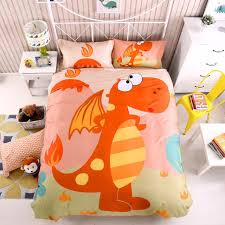 dinosaur digital duvet cover bedding