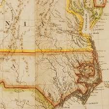 Map Of Nirth America by Abel Buell U0027s 1784 Map Of The United States Of North America Ii