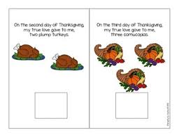 the 12 days of thanksgiving interactive counting book by